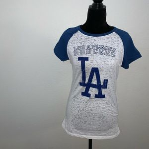 💙 Authentic Los Angeles Dodgers Tee